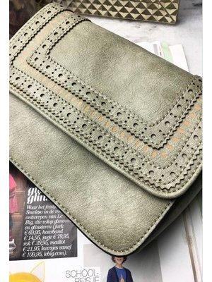 J.Y.M. Handbag Mandy Green