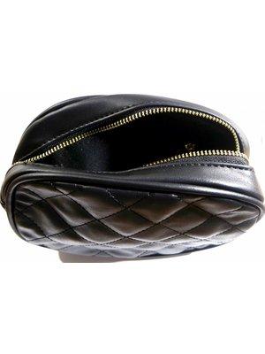 J.Y.M. Belt purse Paris Chic Black