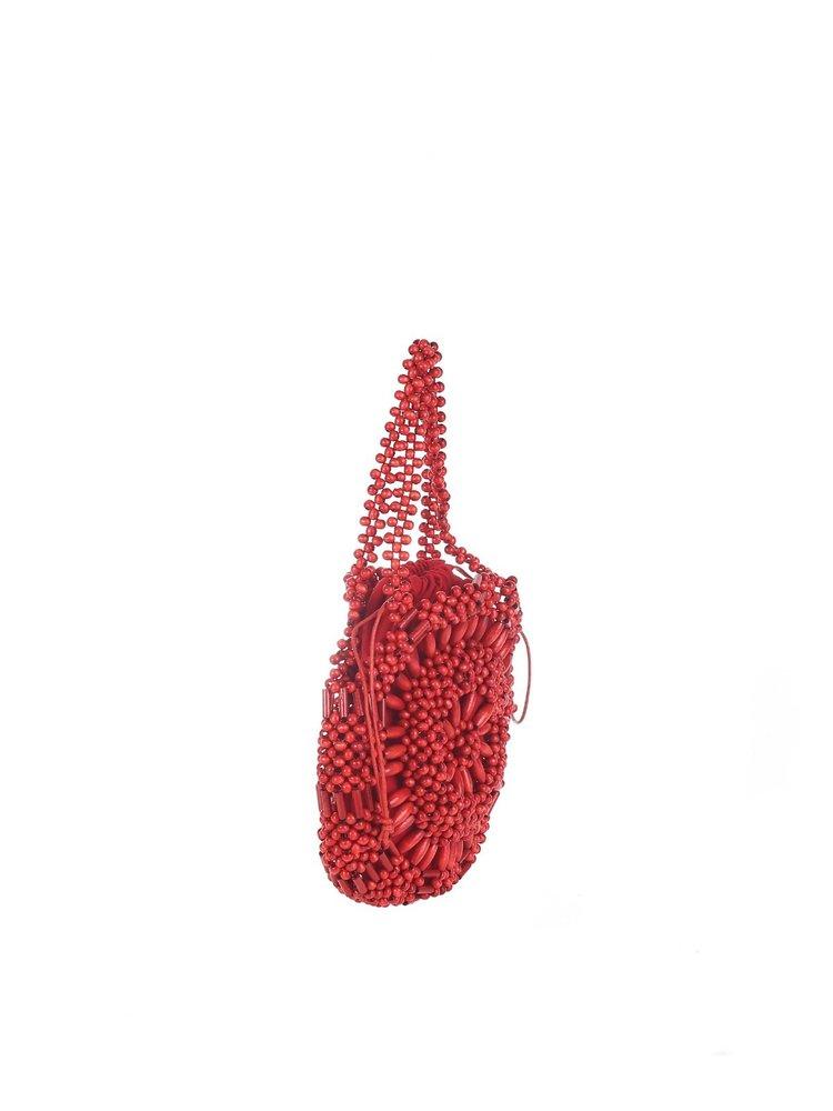 Kbas Kbas bag Isabel Red