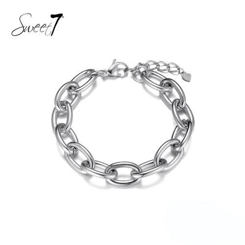 Sweet 7 Bracelet Yolie Zilver