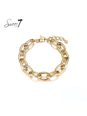 Sweet 7 Bracelet Yolie Goud