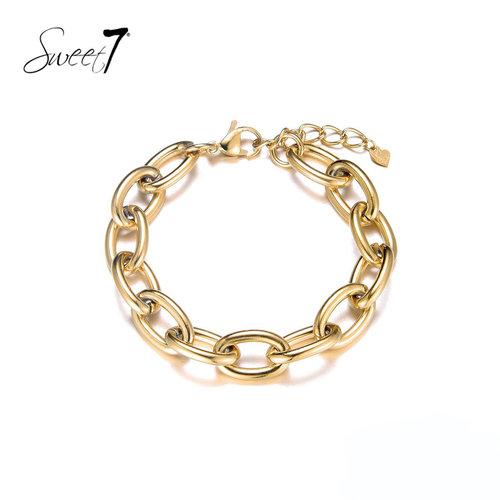 Sweet 7 Bracelet Yolie Gold