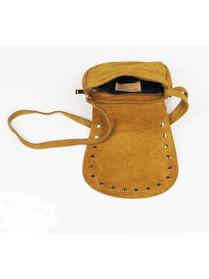 Wauw Bijoux Liva Bag Camel