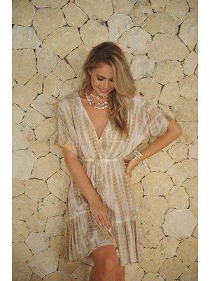Hot Lava Dress Goldy Moonstone