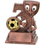 Sportprijs Epe met cijfer 1, 2 of 3