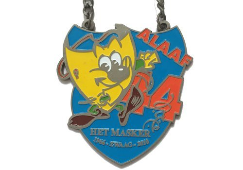 Medailles eigen ontwerp
