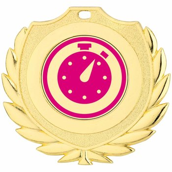 Medaille 7090 Ø 50 mm. met eigen afbeelding/logo