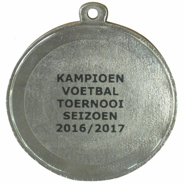 Budgetmedaille 1860