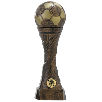 voetbal trofee Joure