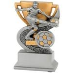 Sportprijs Zaandam met voetballer