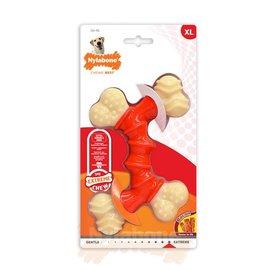 Nylabone Power Chew Double Bone Bacon Maat XL