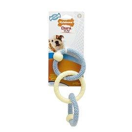 Nylabone Puppy Rope 'N Rings