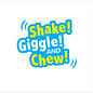 Nylabone Power Chew Giggle kluif Bacon maat L