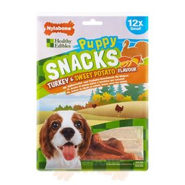 Nylabone Healthy Edibles Puppy Snacks  12 st.