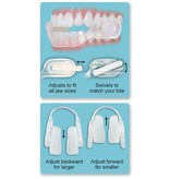 Sleepright Slim Comfort tegen tandenknarsen