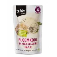 Organic Cauliflower Meal 4 months
