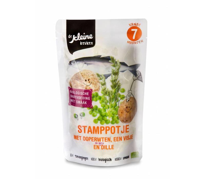 Organic Stew 7 months