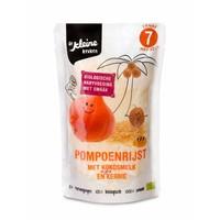 Organic Pumpkin Rice 7 months