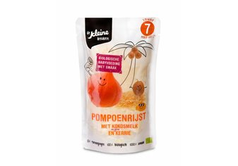 Organic Pumpkin Rice