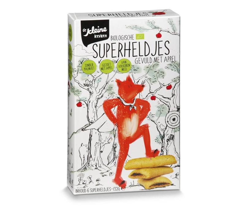 Organic Superheroes