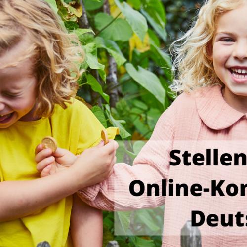 Stellenangebot Online-Kommunikation Deutschland
