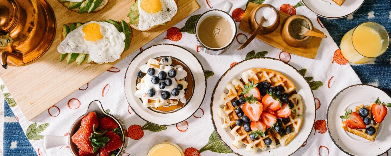 Onze favoriete ontbijtjes top 5!