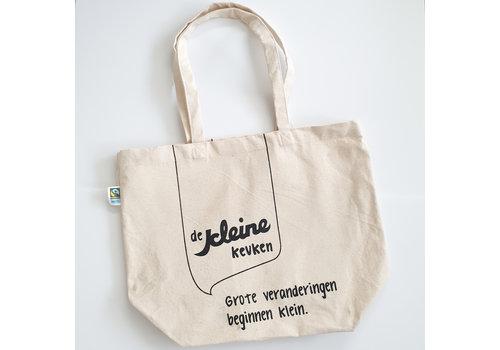 Fair trade linen bag