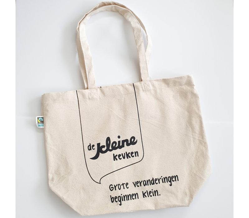 Fairtrade-Leinentasche