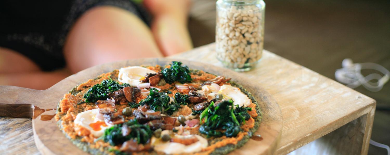 Gezonde pizza maken: zo doe je dat