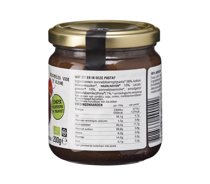 Organic spread