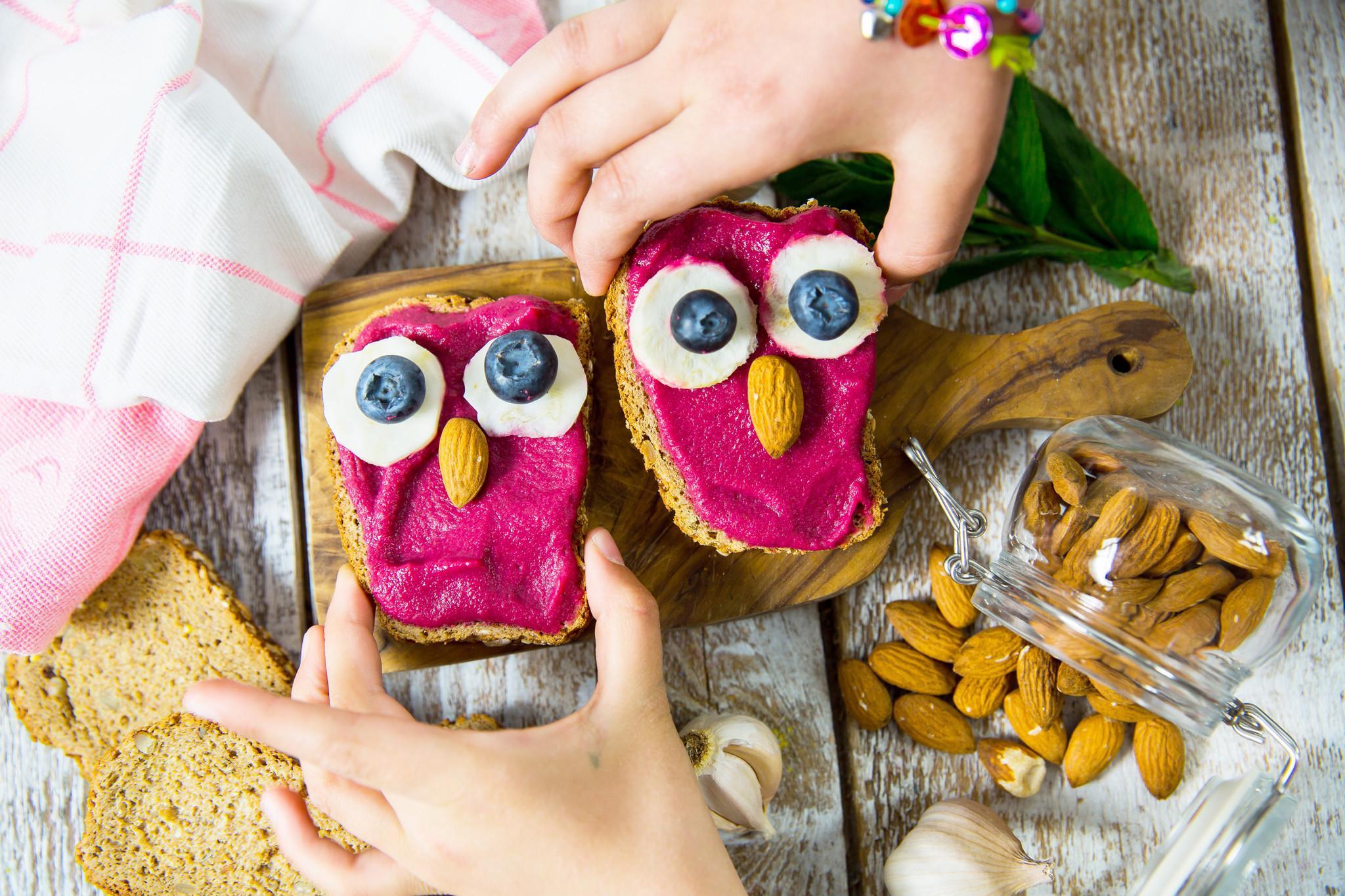 Zijn kikkererwten gezond voor kinderen?