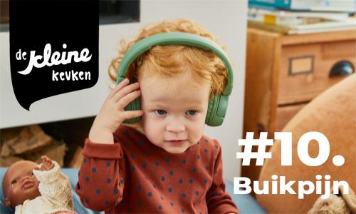 #10. Buikpijn 'Wat de buik vertelt over hoe je kind zich voelt'