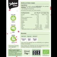 Biologische Abrikoos & Noten reepjes