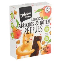 Organic apricot and nut strips