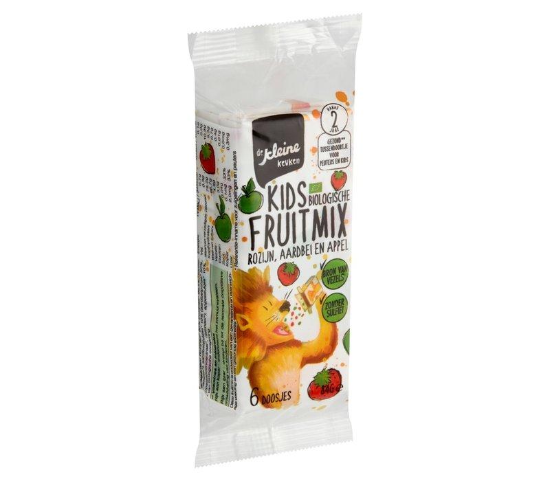 Biological dried fruitmix