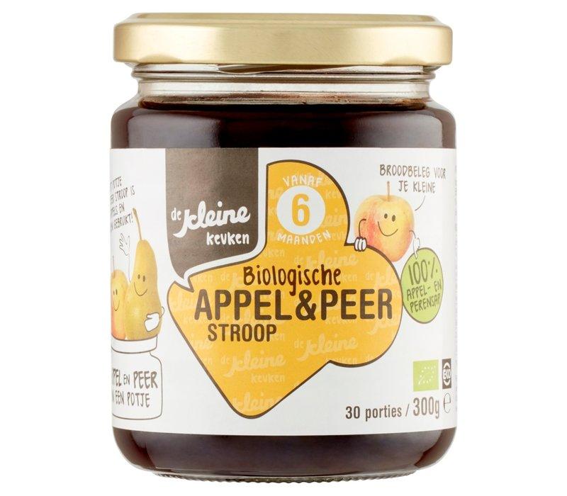 Biologischer Apfel-Birnen Brotaufstrich