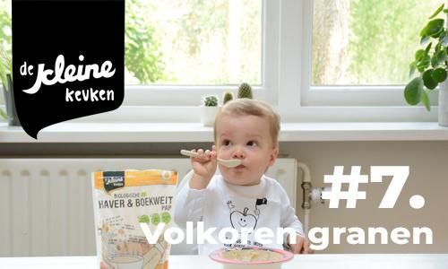 #7. Volkoren granen: 'het belangrijkste ingrediënt in heel veel producten'