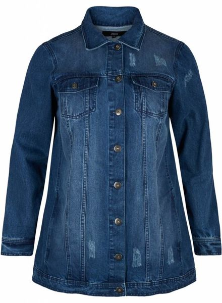 Zizzi jolie denim jacket
