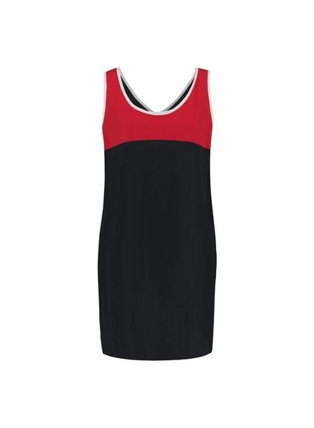 PlusBasics Singlet long red 2XL-D