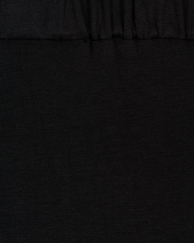Zizzi Skirt Mette zwart