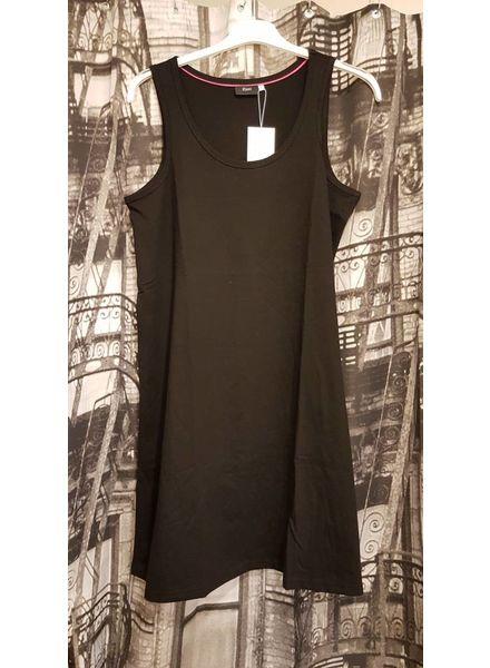 Zizzi Dress Mina zwart