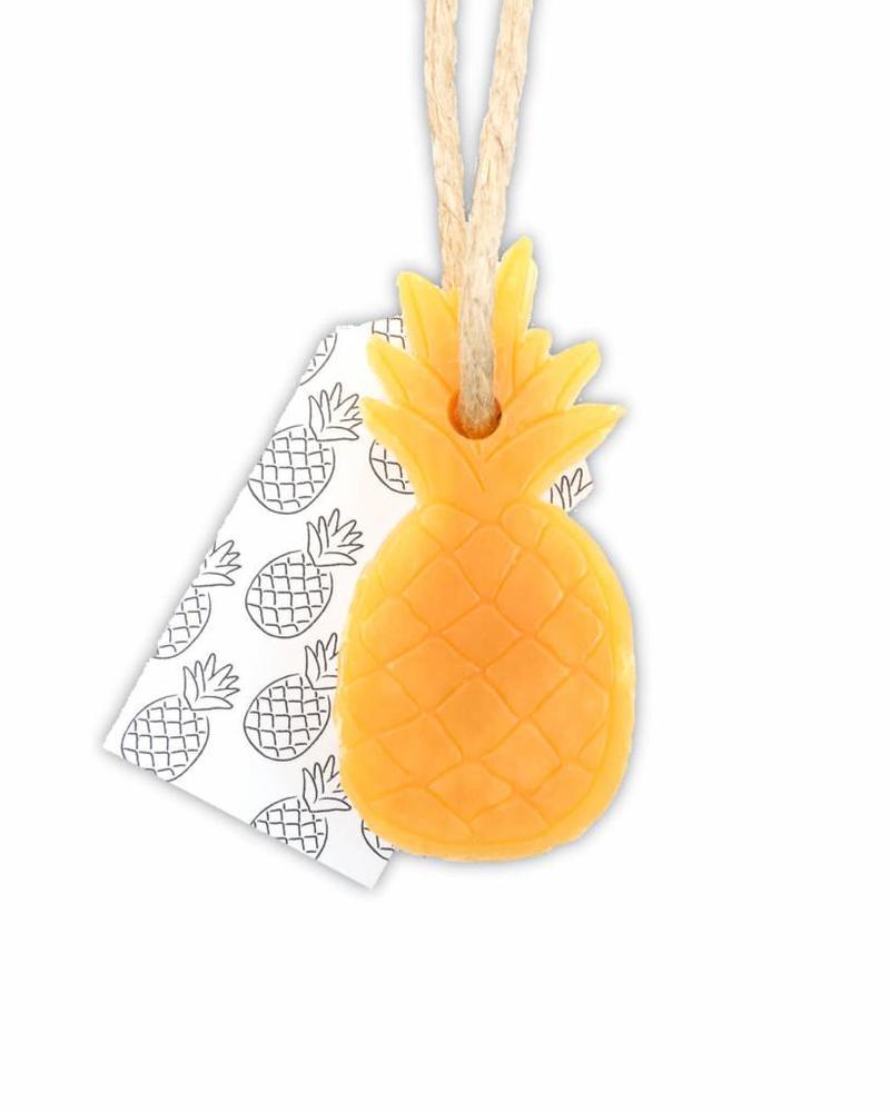 100% leuk trendzeep ananas