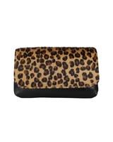 Beltbag leopard zwart