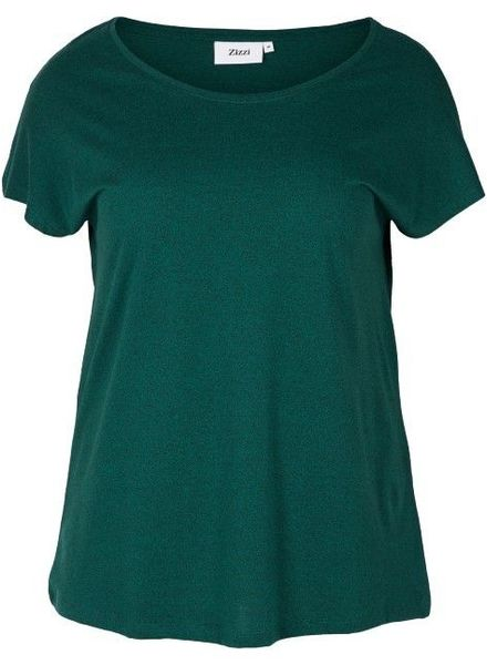 Zizzi basis shirt groen