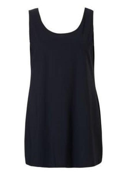 #2XL singlet long black