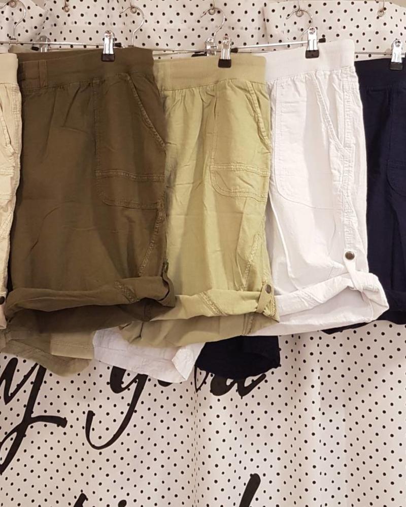 Zizzi Shorts katoen