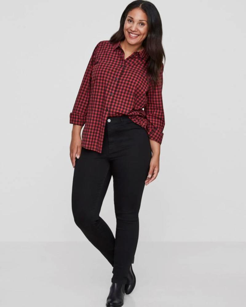 Junarose Blouse Olea checks
