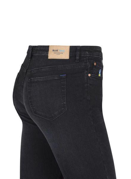 Blue Frog Jeans Noa slimfit black