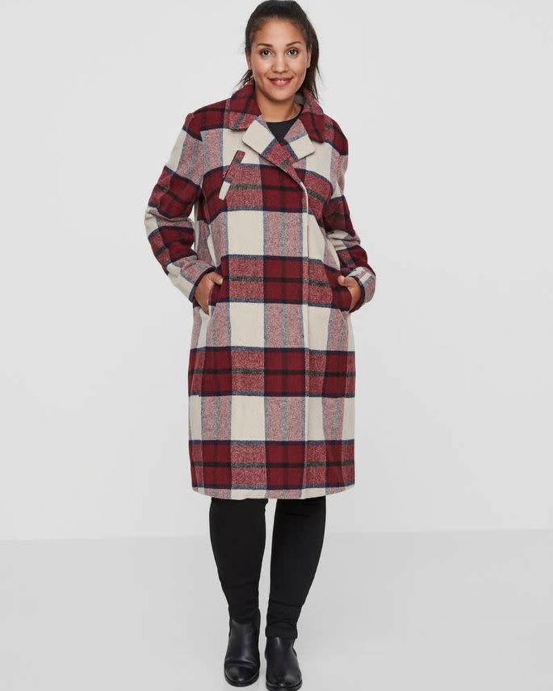 Junarose coat ruit stampi