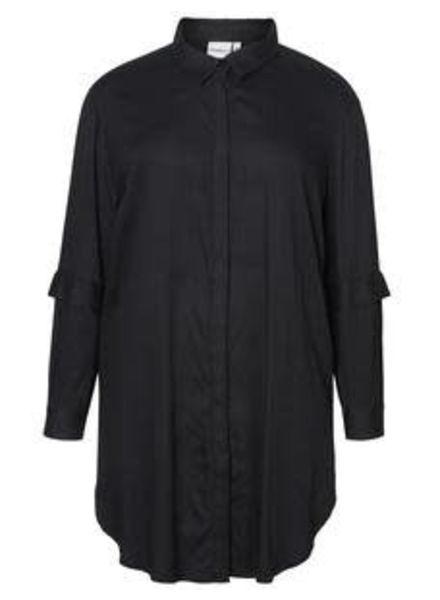 Junarose oversized lange blouse Malaz